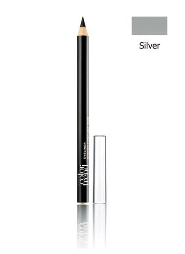 Avon Color Trend Göz Kalemi Silver Gri